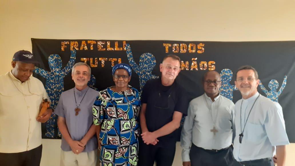 Notícias de Cabo Delgado : Bispos de países vizinhos levam solidariedade e apoio à Diocese de Pemba-Moçambique