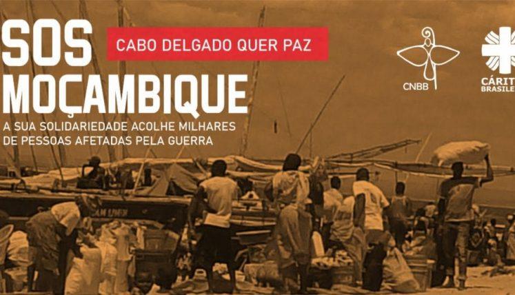 Igreja no Brasil mobiliza campanha emergencial em apoio a Cabo Delgado, em Moçambique, na Africa