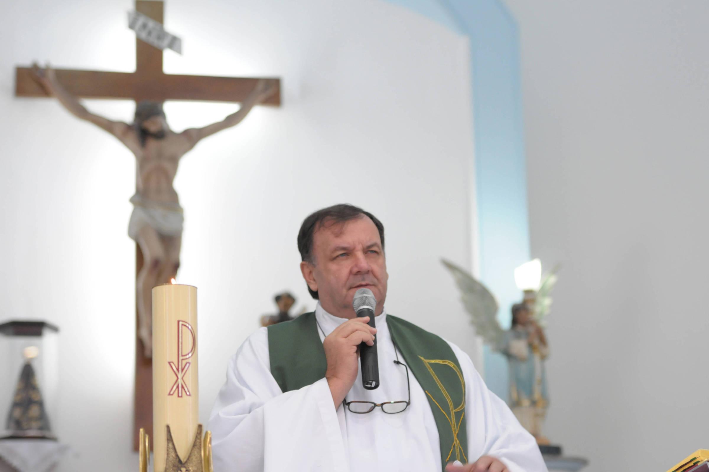Tributo ao padre Antônio Luís Marchioni: padre Ticão.