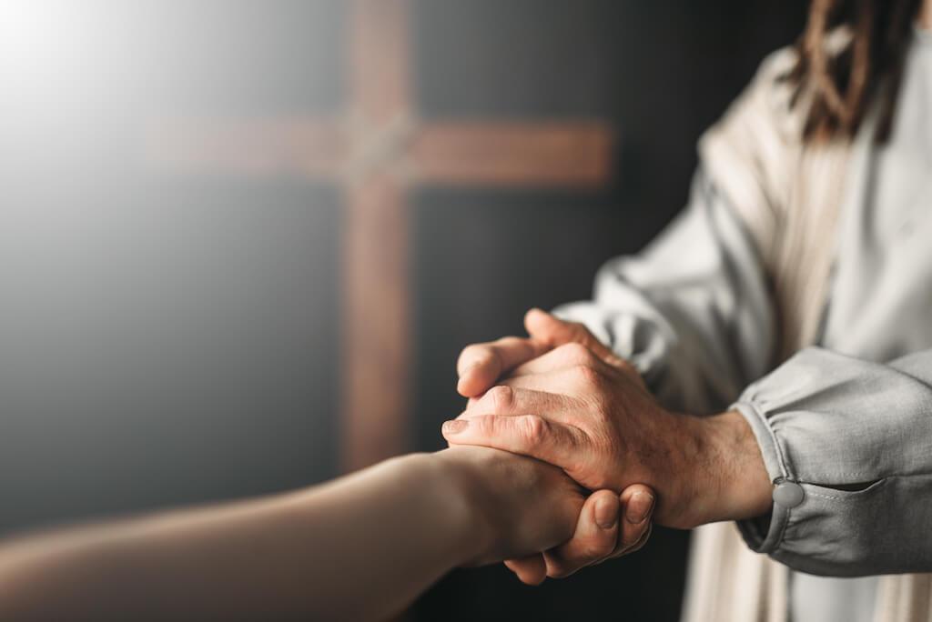Jesus anuncia a Boa Nova de Deus e chama pessoas para segui-lo