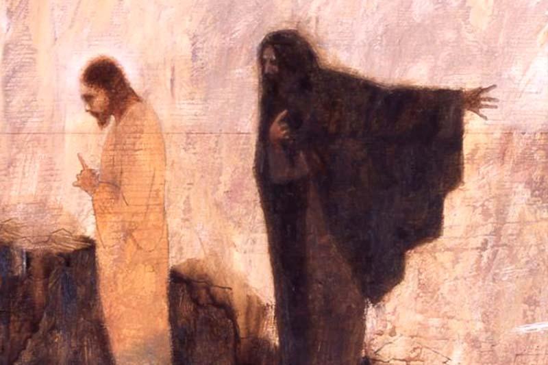 A Boa-nova do Reino é testada no deserto e anunciada publicamente