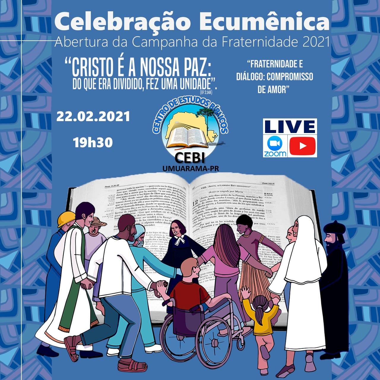 CEBI Umuarama inicia hoje(22), a Ciranda de Círculos Bíblicos 2021