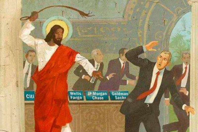 Jesus é uma ameaça ao templo
