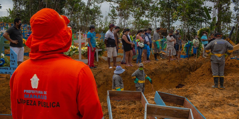 Organizações eclesiais denunciam na ONU as graves consequências do Covid-19 no Brasil