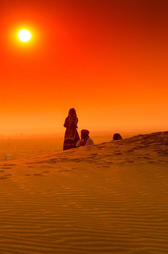 Pandemia e Deserto