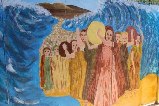 Mulheres na luta sempre, na Bíblia e hoje