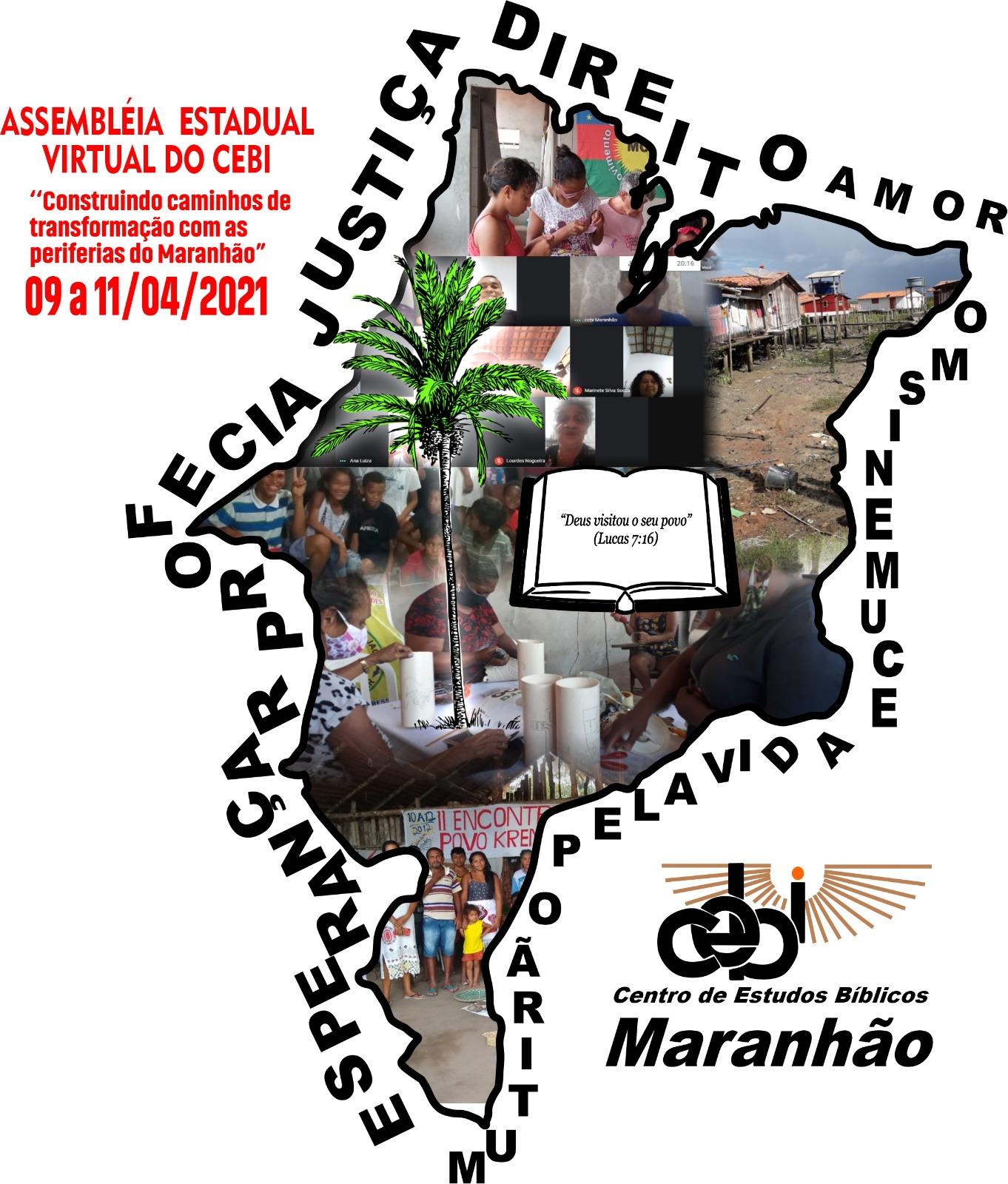 CEBI Maranhão em preparação à Assembleia Nacional do CEBI