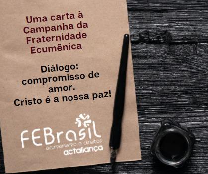 Nota do FEACT Brasil em solidariedade à CFE 2021