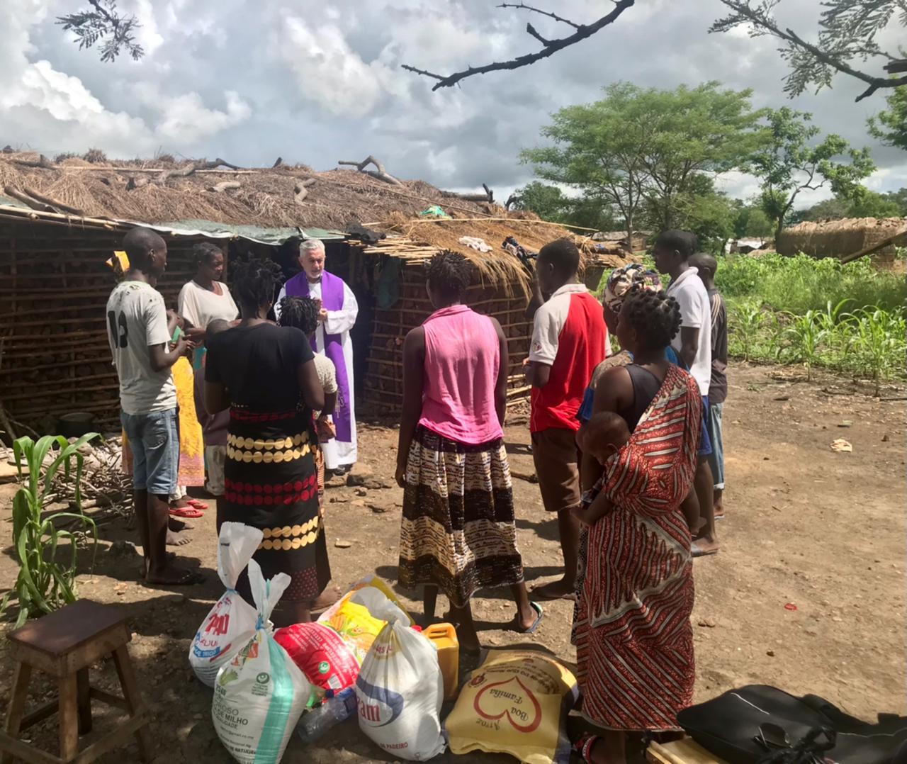 Notícias de Cabo Delgado-Moçambique (Por Pe. Edegard Silva Jr.)