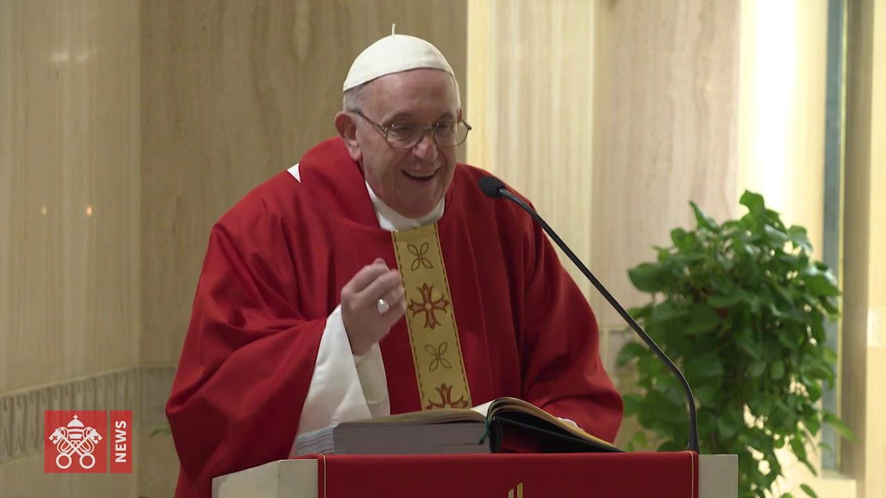 Repartir os bens não é comunismo, é cristianismo puro, diz o Papa Francisco