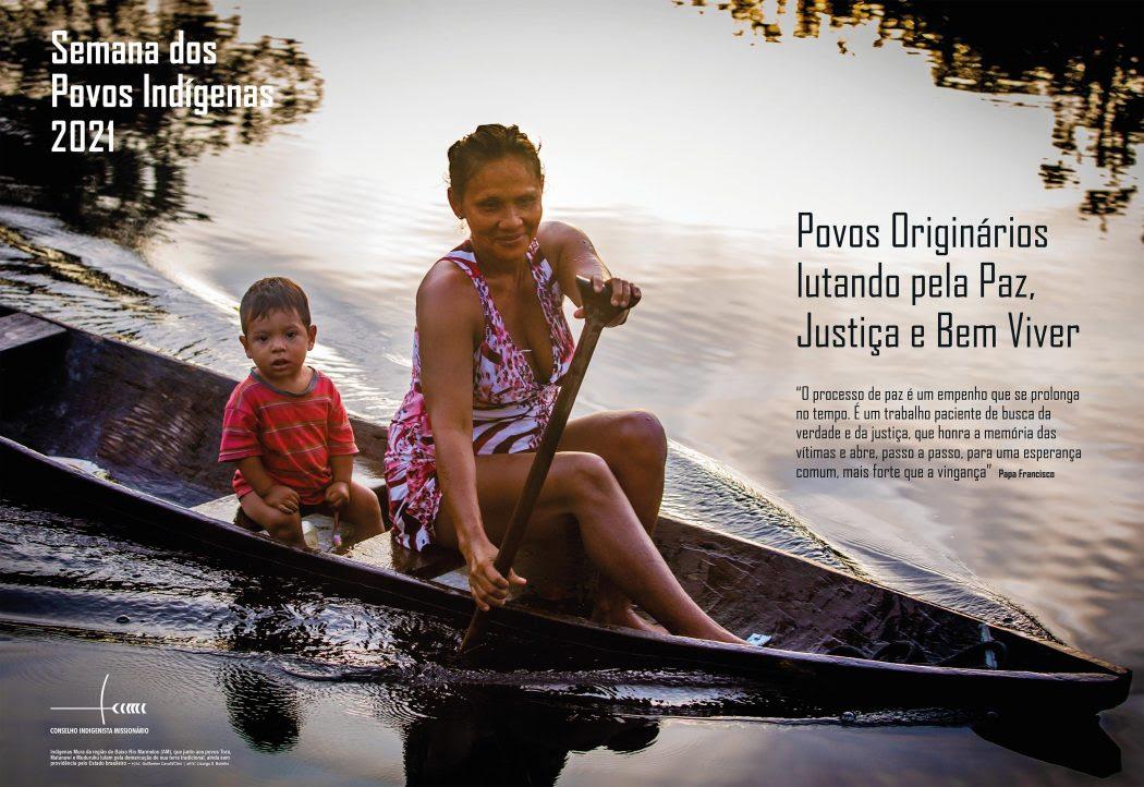 CIMI – Semana dos Povos Indígenas 2021
