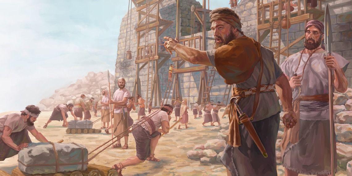 Templo de Jerusalém e rebeldia de Jesus: e nós?