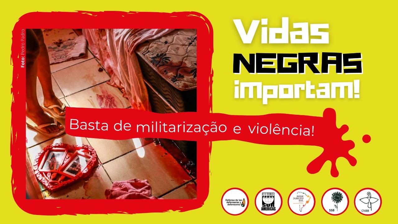 13 de Maio, Jacarezinho e as dívidas do Estado com o povo negro e pobre