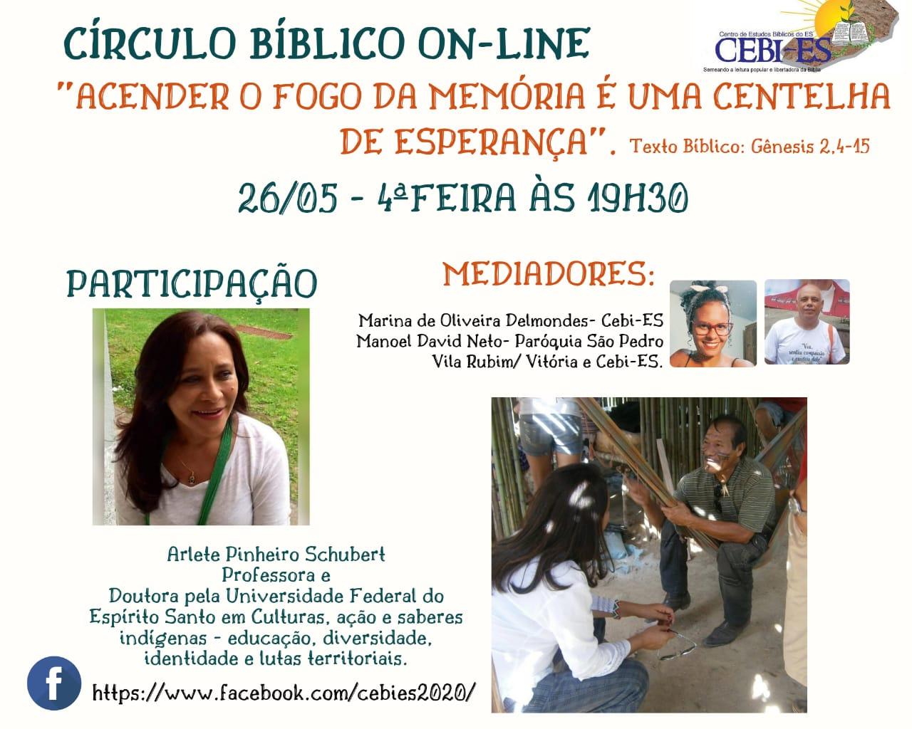 Circulo Bíblico do CEBI Espírito Santo