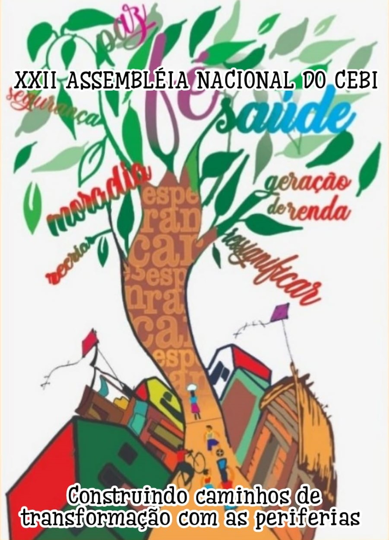 XXII Assembleia Nacional do CEBI inicia amanhã, 29, refletindo o caminhar com as periferias