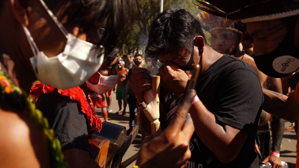 Nota do Cimi: aprovação do PL 490 na CCJC e brutalidade policial representam dupla violência contra os povos indígenas do Brasil