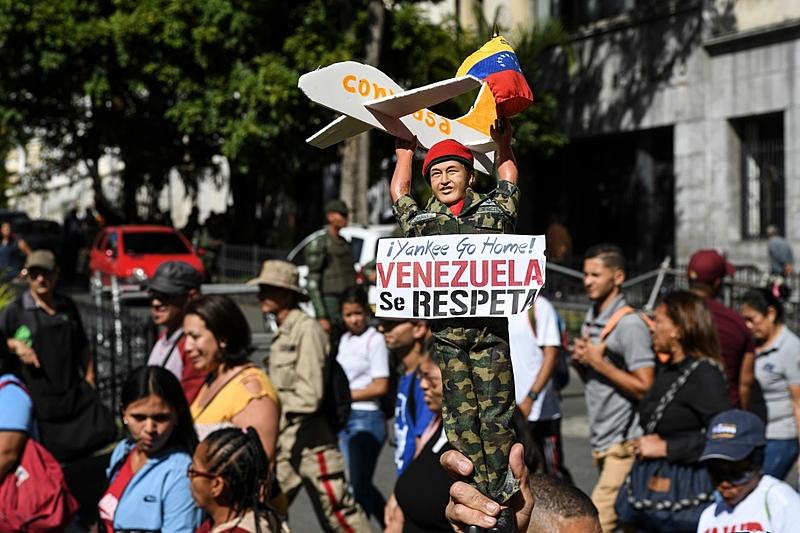 Nós e a revolução bolivariana