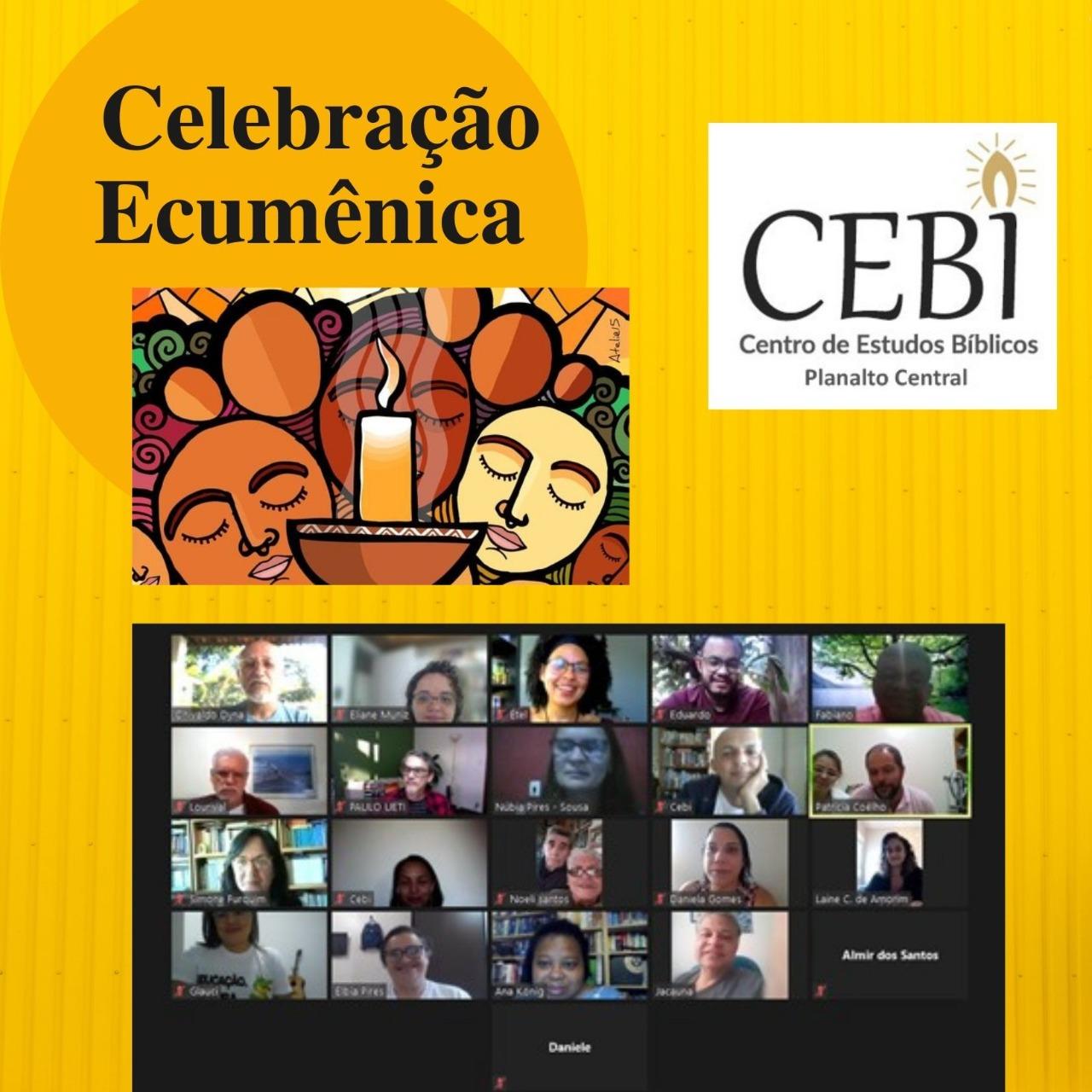 CEBI Planalto Central promove celebração ecumênica