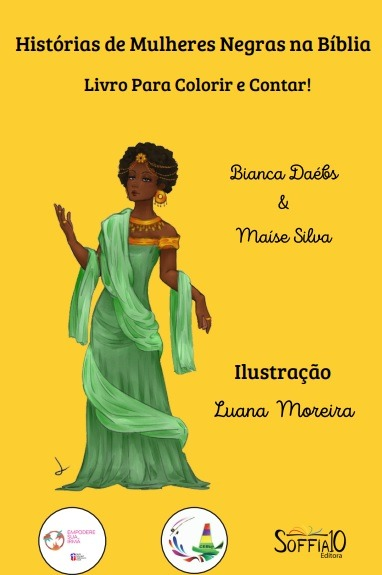 """CESE apoia lançamento de publicação """"Histórias de Mulheres Negras na Bíblia"""""""