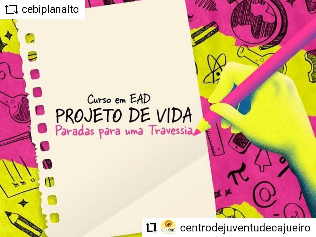 Centro da Juventude Cajueiro abre inscrições para Curso com jovens de 14 a 30 anos