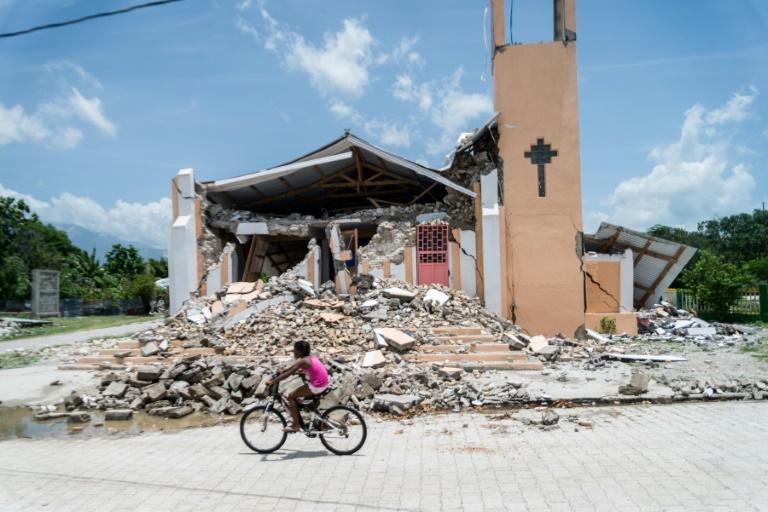 No Dia Mundial da Ajuda Humanitária, Cáritas faz apelo por Haiti, Afeganistão e Líbano