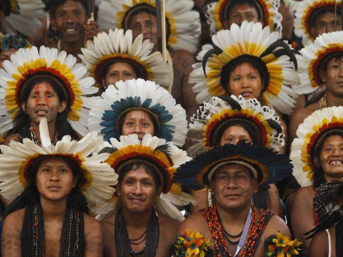 Declaração Solene dos Povos Indígenas do Mundo