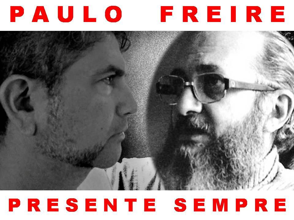 Centenário Paulo Freire (1ª Parte)