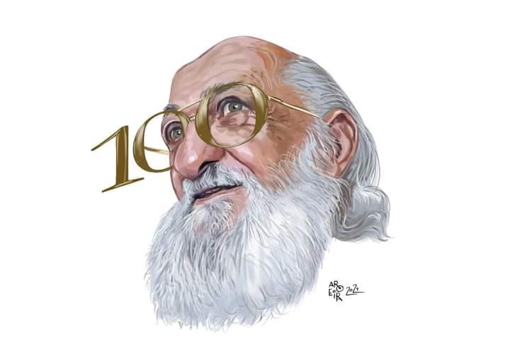 Ao mestre Freire, com carinho
