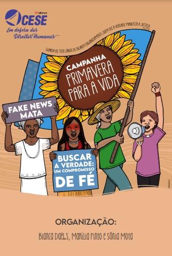 """Campanha Primavera para a Vida lança publicação com reflexões teológicas sobre """"fake news"""""""