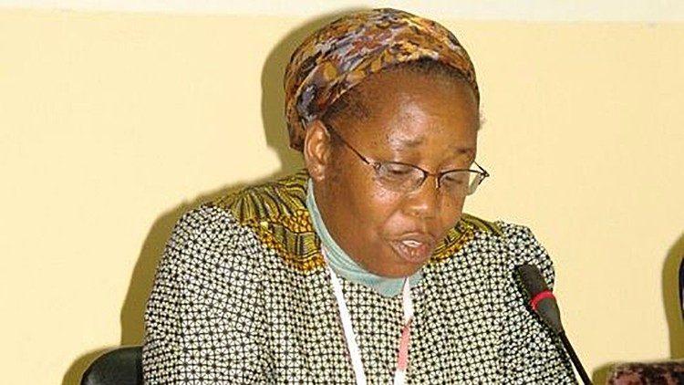 Josée Ngalula é a primeira mulher africana a ser nomeada para a Comissão Teológica Internacional