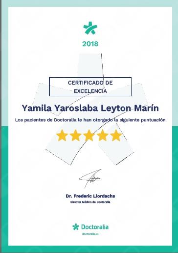Yamila Yaroslaba Leyton Marín - Multimedia