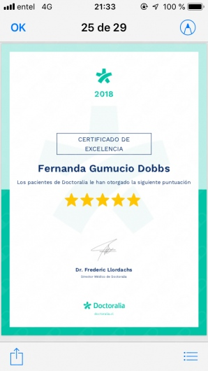 Fernanda Gumucio Dobbs - Multimedia