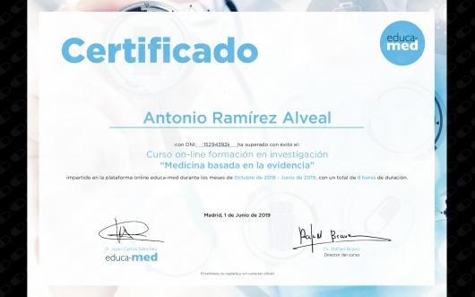 Antonio Fabian Ramirez - Galería de imágenes
