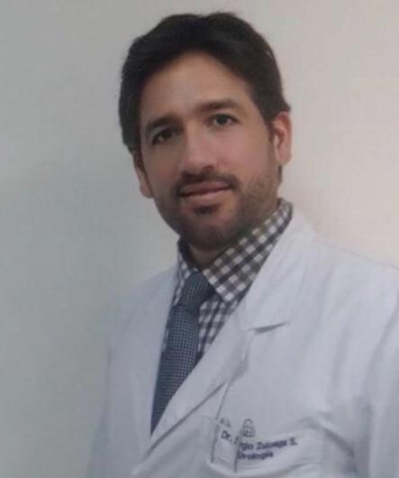 Sergio Rodrigo Zuloaga San Martín