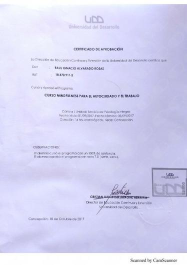 Raul Alvarado Rosas - Multimedia