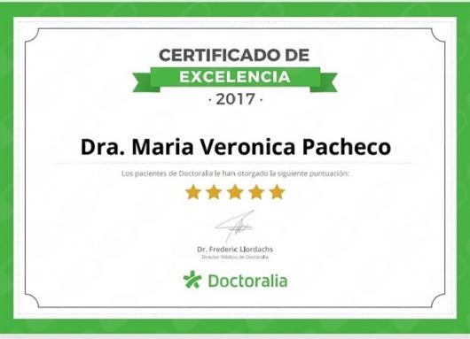 Maria Veronica Pacheco - Galería de imágenes