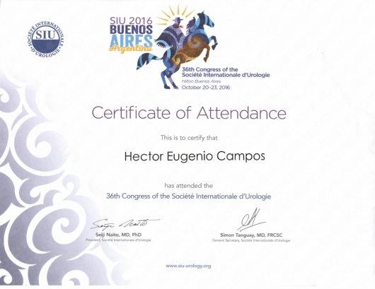 Hector Eugenio Campos - Multimedia