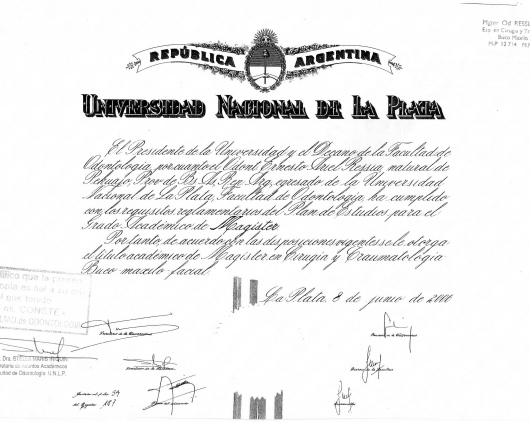 Ernesto A. Ressia - Galería de imágenes