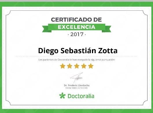 Diego Sebastián Zotta - Galería de imágenes