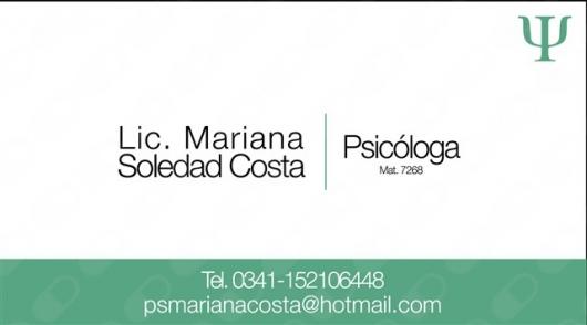 Mariana Costa - Galería de imágenes