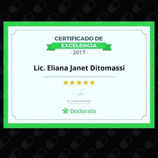 Eliana Janet Ditomassi - Galería de imágenes