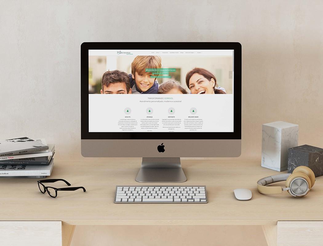 Website Spazio Odontologia