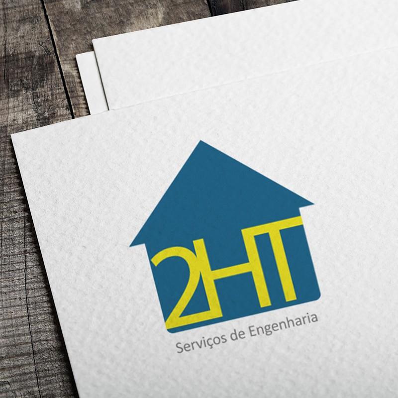 Logo - 2HT Engenharia