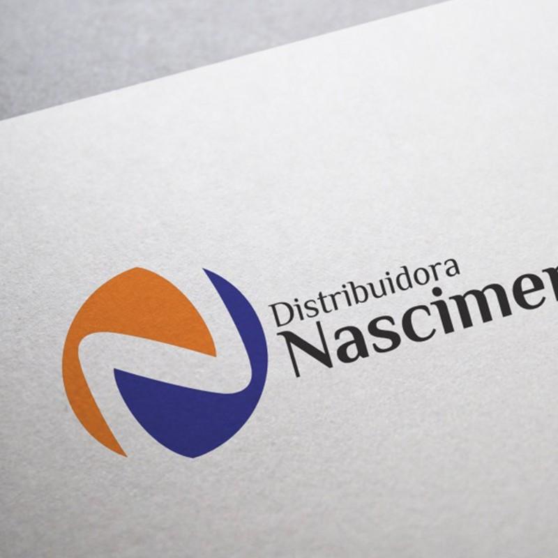 Logo - Distribuidora Nascimento
