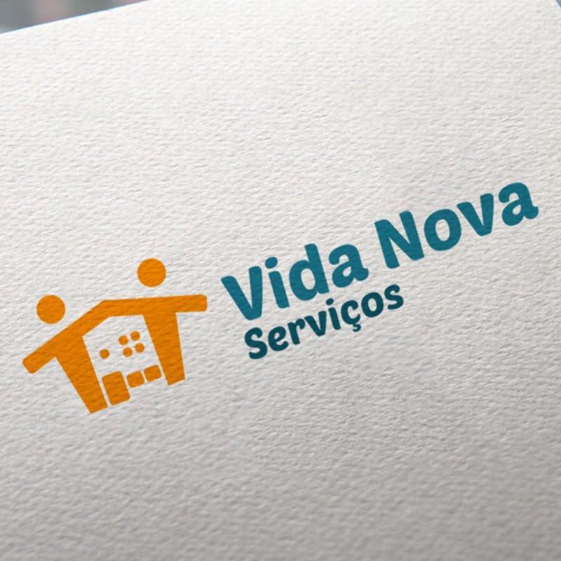 Logo - Vida Nova Serviços