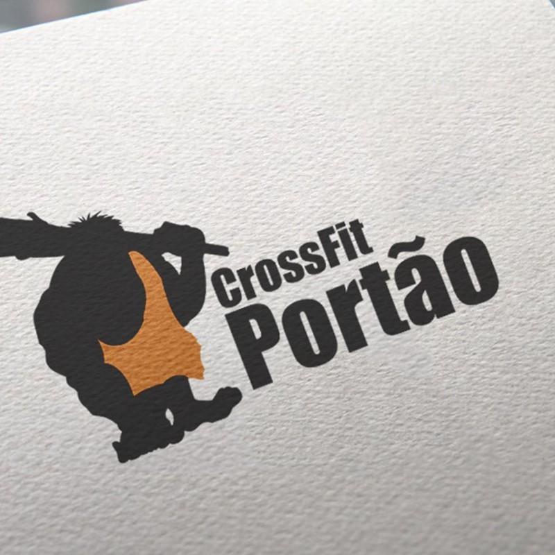 Logo - Crossfit Portão
