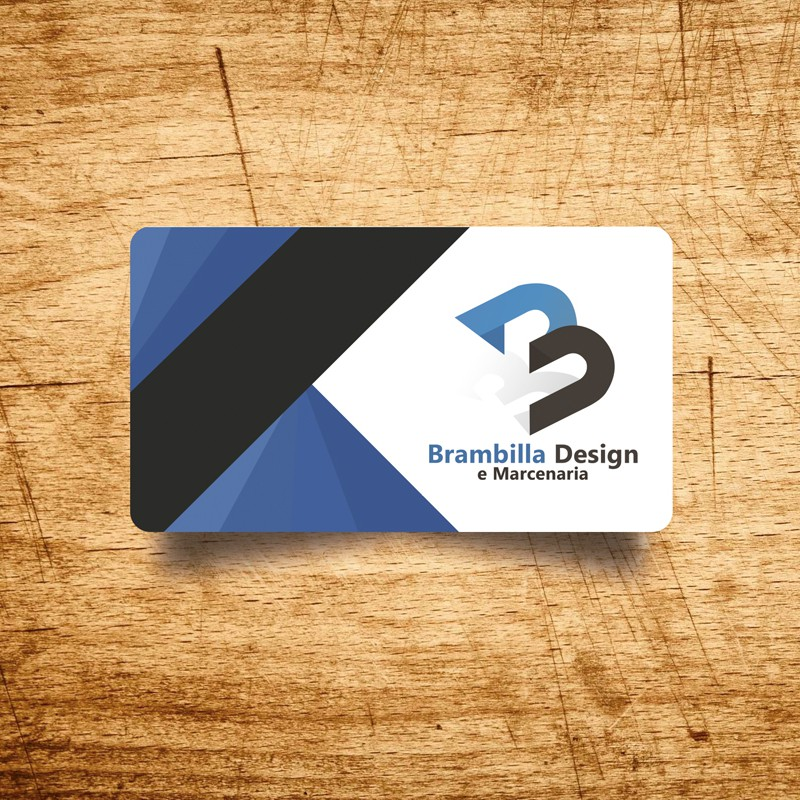 Cartão de visita - Brambilla Design