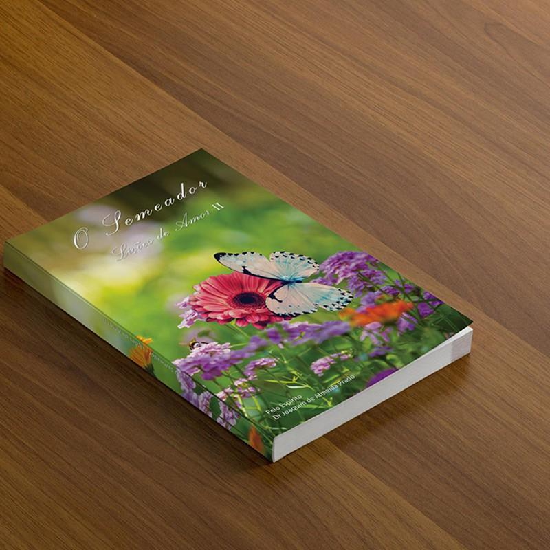 Capa de livro - O Semeador