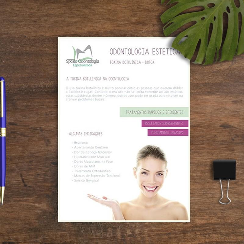 Folder - Spazio Odontologia