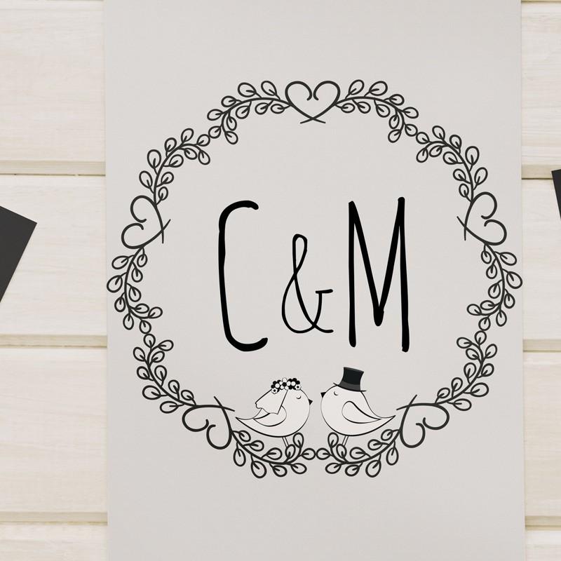 Logo de Casamento